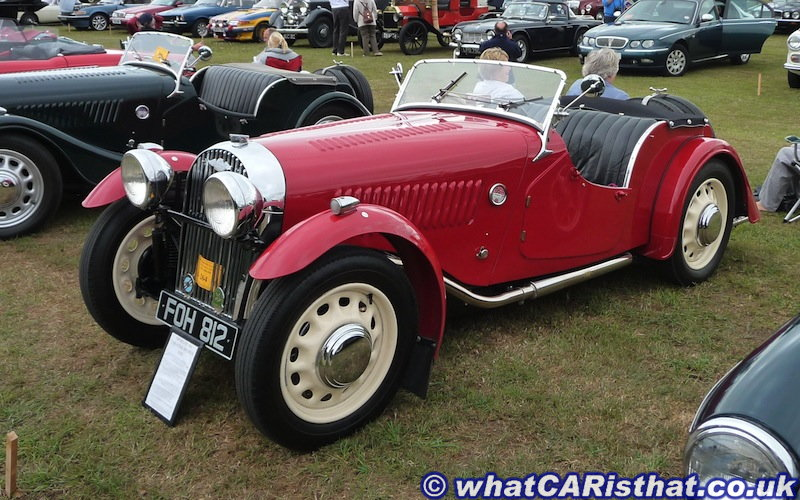 1939 Morgan 4/4 Series 1 Two Seater Sports
