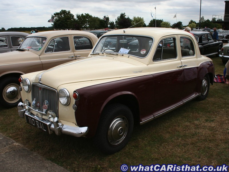 Rover P4 110 (Year ??)