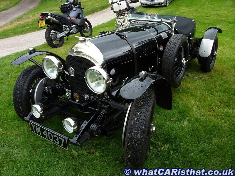 1926 Bentley 3 litre with a 4.5 litre Engine