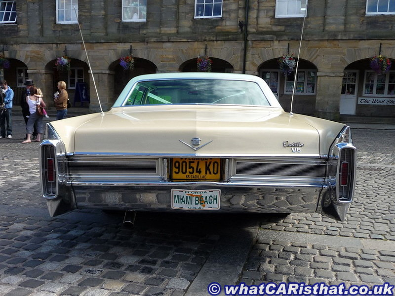 1965 Cadillac Calais (First Generation)