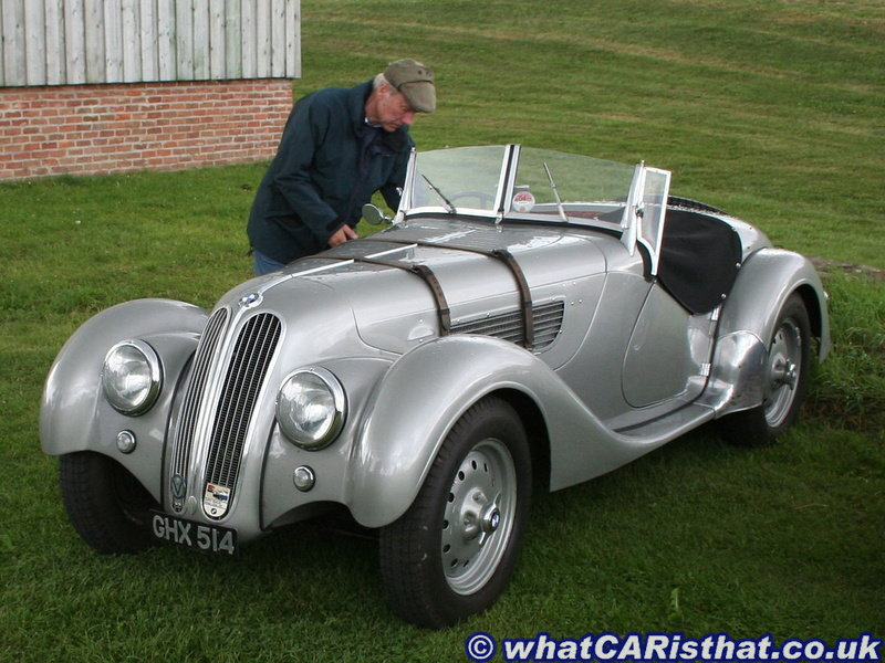 Frazer Nash BMW Special (after BMW 328)