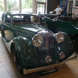 1935-49 Jaguar SS and Mark IV Saloons