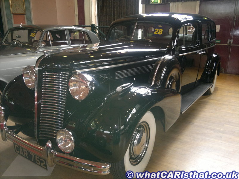 1936 McLaughlin-Buick Series 90 Limited Limousine