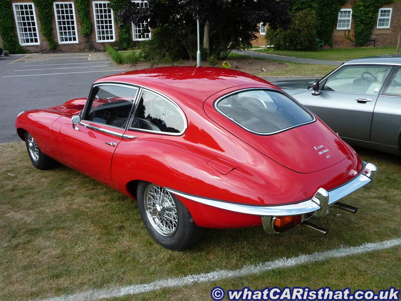 1969/70 Jaguar E-Type 4.2 Coupe Series II