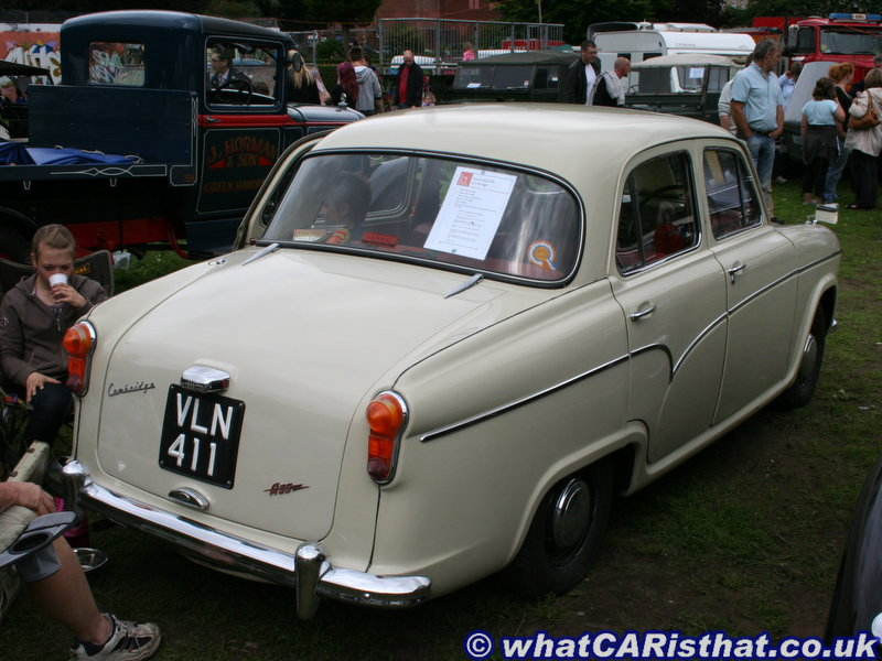 1958 Austin A55 Cambridge Mk I