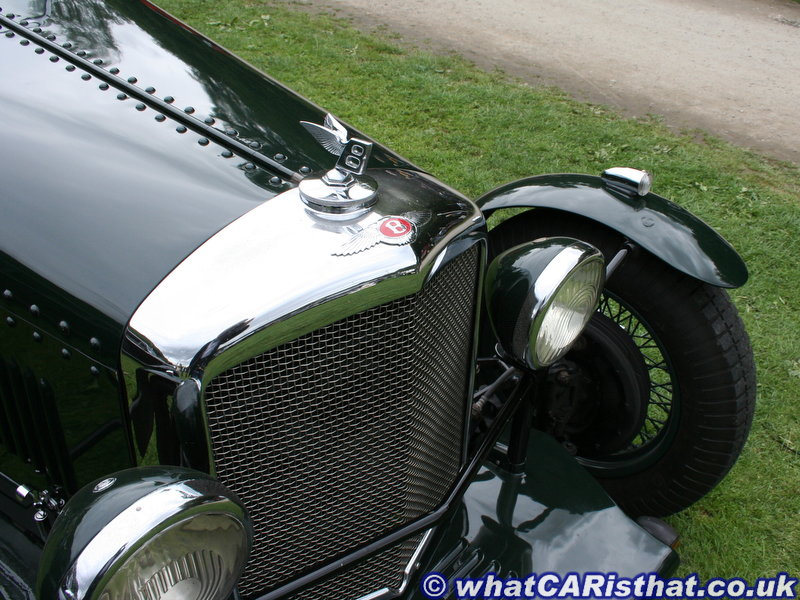 1953 Bentley Mk VI Special (from an R-Type Donor Car)