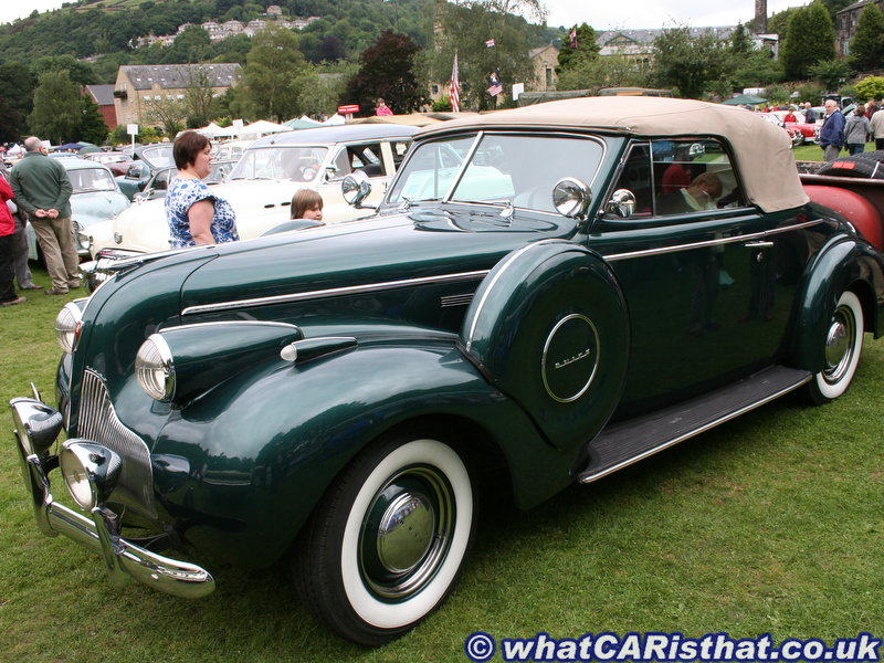 1939 Buick 46C Drop Head Coupe