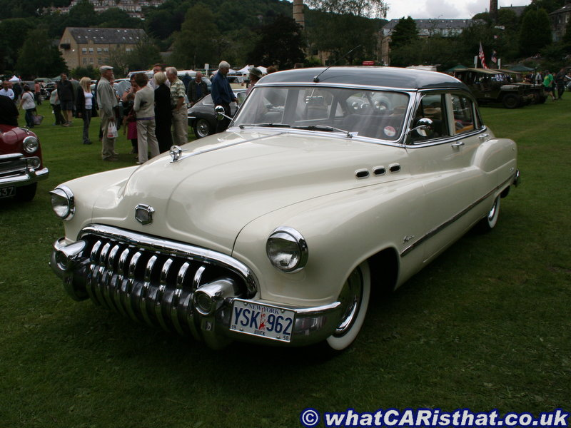 1950 Buick Roadmaster Coupe