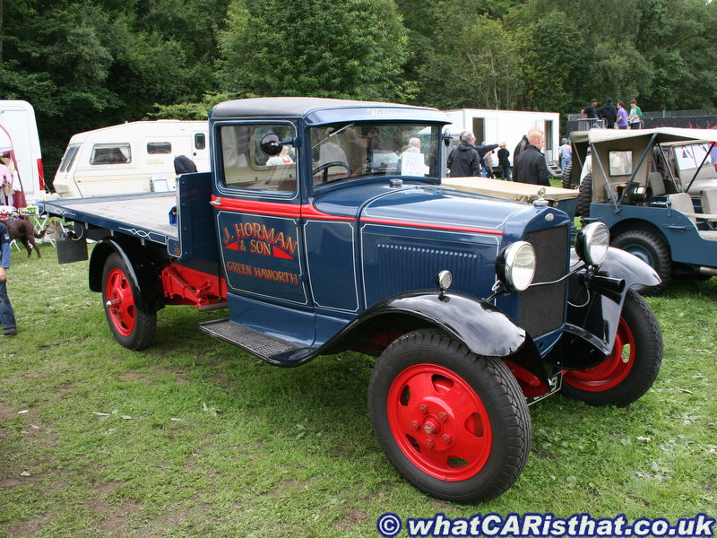 Ford Model A Lorry