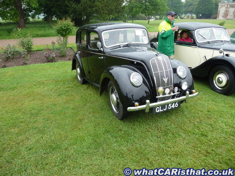 1946 Morris Eight Series E