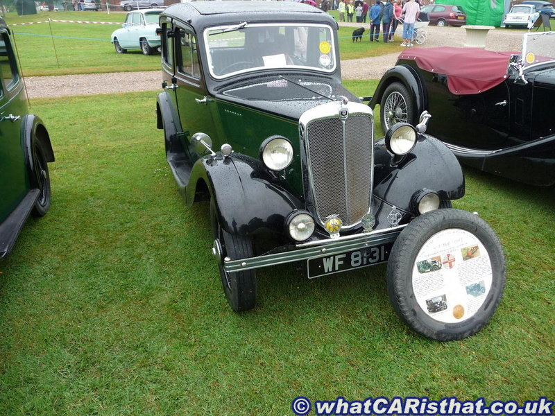 Morris Eight Series I