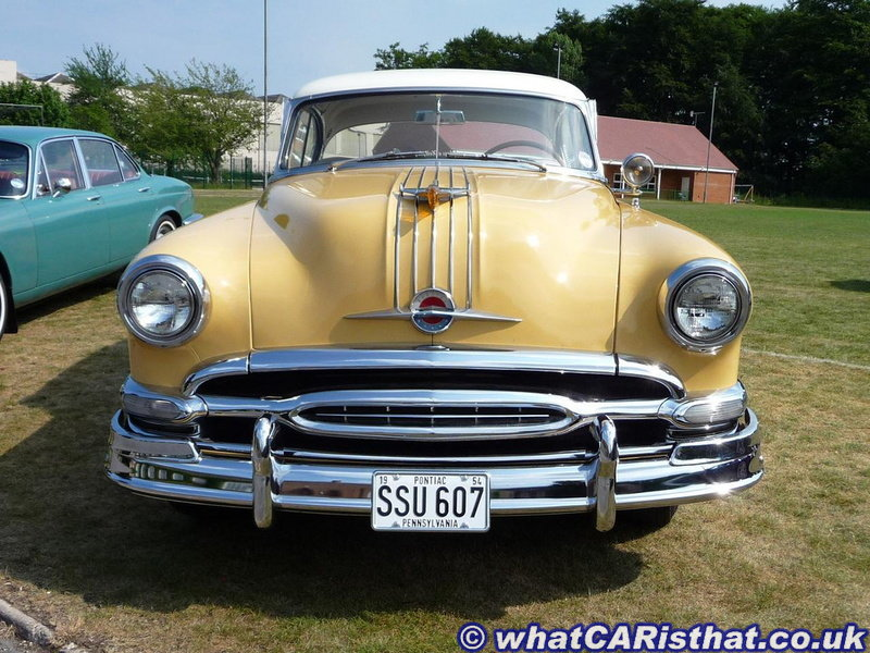 1954 Pontiac Star Chief Catalina