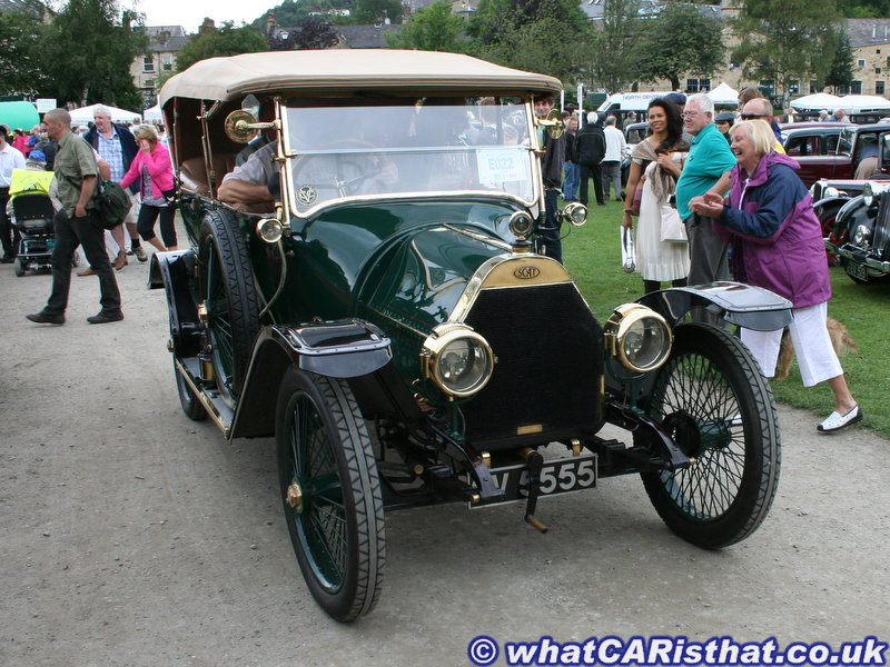 1913 SCAT 15hp 5 Seat Tourer