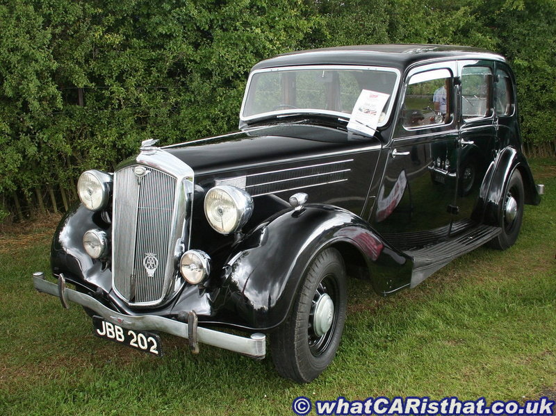 1940 Wolseley 21HP Series III