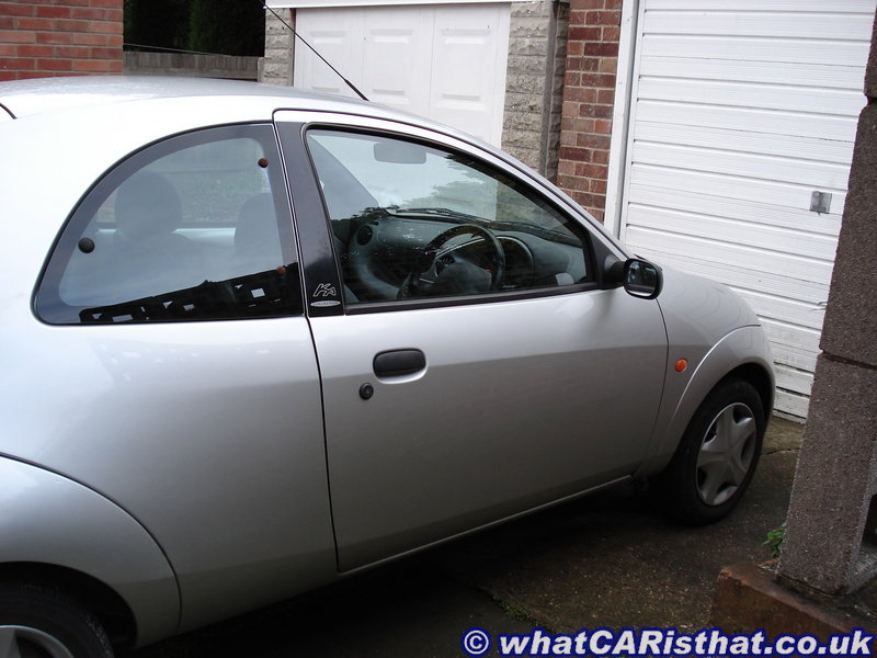 1999 Ford KA Collection