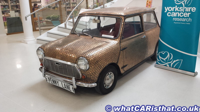 1968 Morris Mini 1000 Mk II (The Penny Lane Mini)