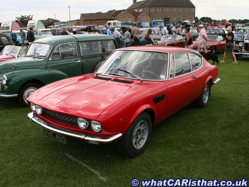 Fiat Dino Coupe [WMG 48G] 1968