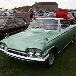 Ford Classic 1961-63 and Ford Capri 1961-64